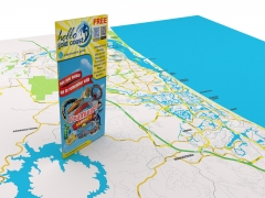 Free Tourist Maps for Print and Online